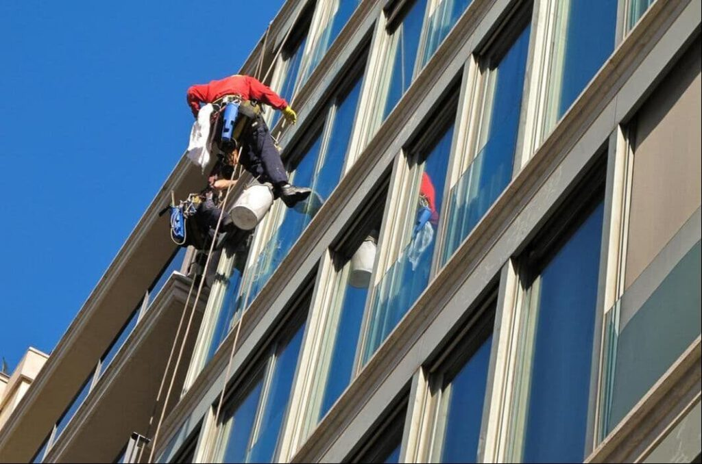 South Shore Window Cleaning - Commercial Window Cleaning Service