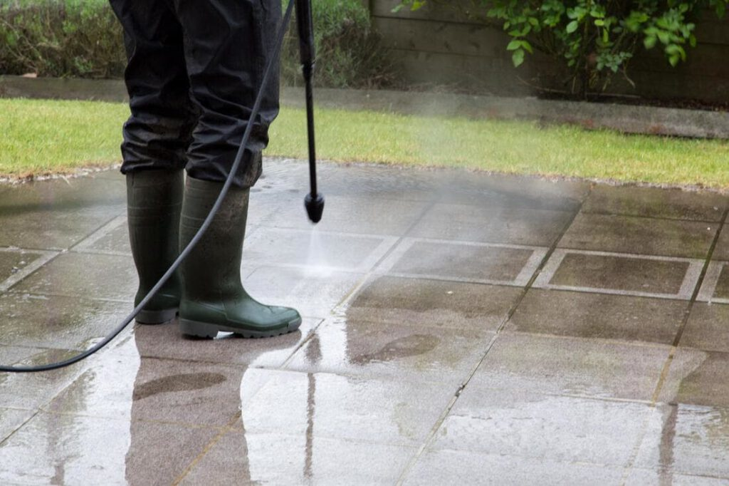 South Shore Window Cleaning - Power Washing Service